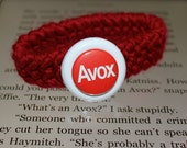 Avox Hunger Games Kitty Cat Collar