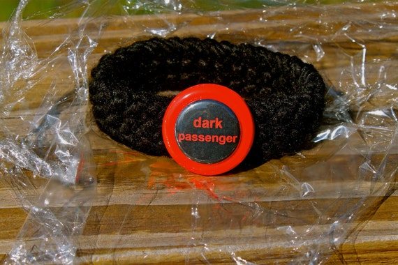 Dexter Dark Passenger Kitty Cat Collar