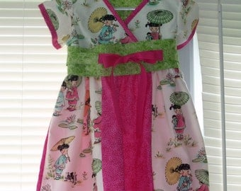 Child's Kyoko Dress 3T