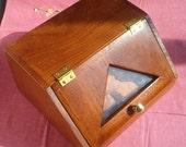 Old Bakery Bread Box