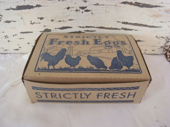 Egg carton vintage for Design your own egg boxes