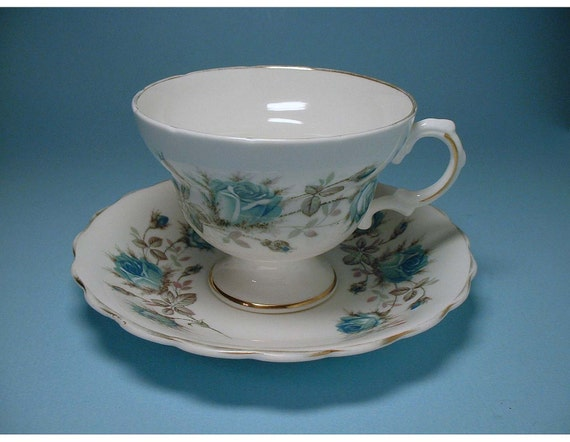 Vintage Royal Dover Cup and Saucer