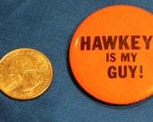 Vintage MASH Hawkeye Pierce Pinback Button Pin
