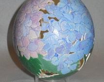Hydrangea Ostrich Egg