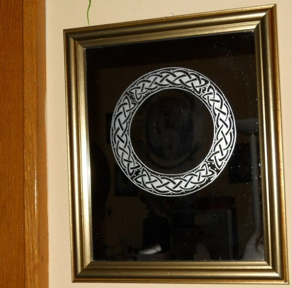 Celtic Braid Mirror