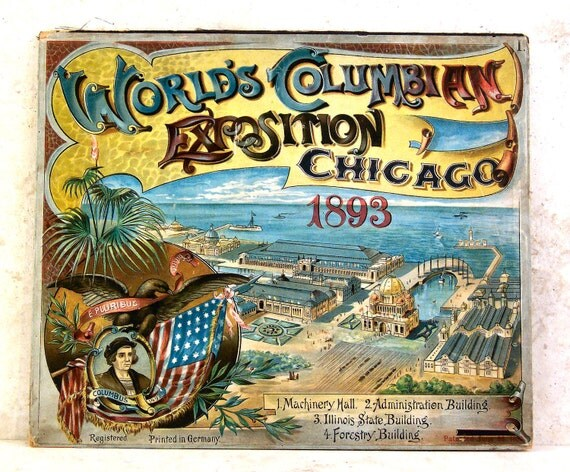 World's Columbian Exposition Materials at the Newberry