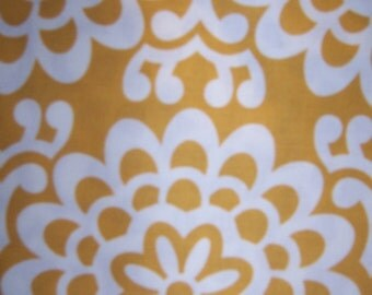 Amy Butler Lotus Wall Flower in Mustard