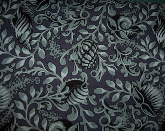 Moda Neptune Pacific Paisley in Deep Sea by Tula Pink