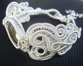Wire Jewelry Tutorial - Ayudhia Bangle