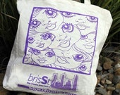 Limited Edition BrisStyle Tote Bags - Reusable