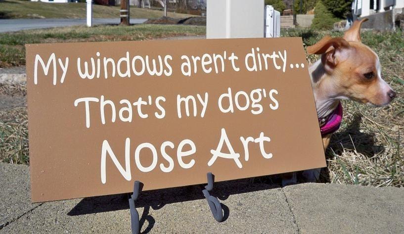 Ζωγραφίζοντας στα παράθυρα του αυτοκινήτου...