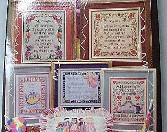 Celebrate Children cross stitch pattern booklet