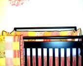 5 pc crib set 'Sweet Baby Girl'