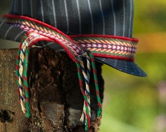 Metis Arrow Sash Hat Band