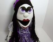 fairy gothmother puppet