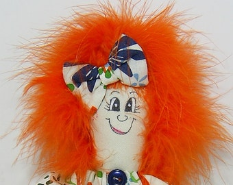 You Make Me Smile Doll - Paige PinHead Happy Face(TM) Doll-