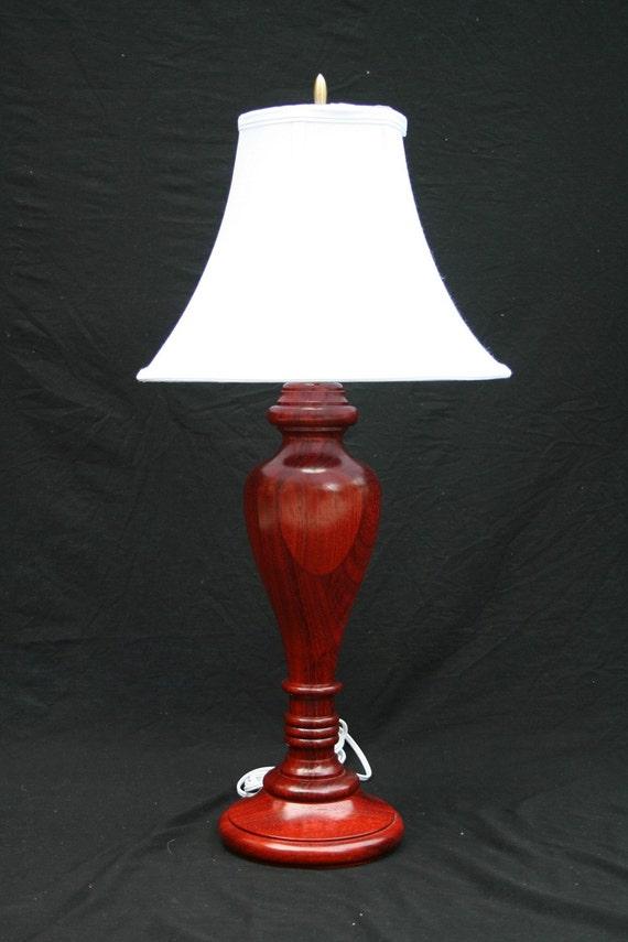 Padauk  Table lamp  1603P