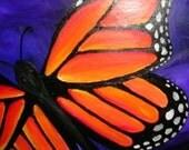 Monarch  (ACEO PRINT)
