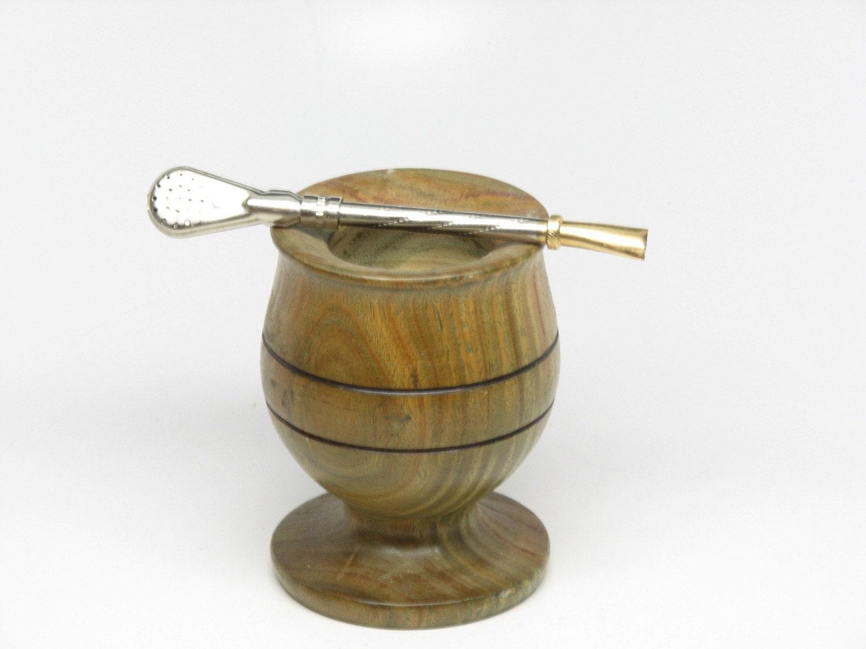 1pc Drinking Straw Stainless Steel Yerba Mate Straw Gourd