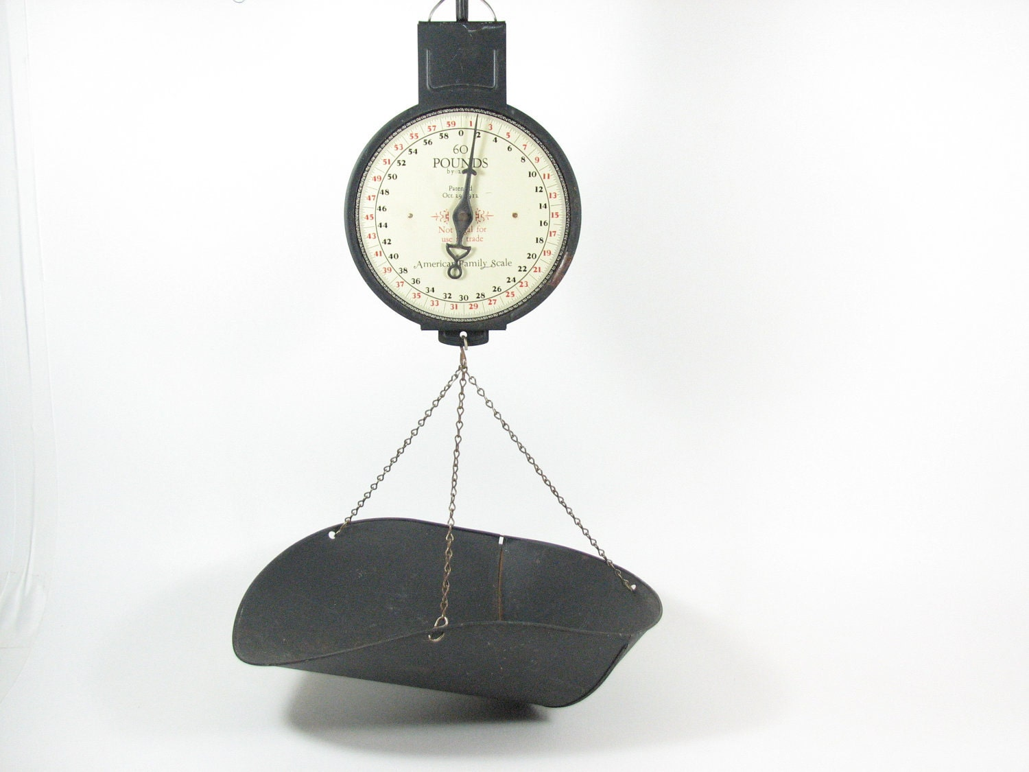 Decorative Hanging Kitchen Scales