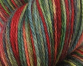 The Legs, the Nose, and Mrs Robinson on Schmutzy - Superwash Hand Dyed Sock Weight Yarn