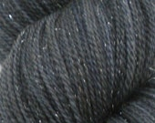 You Can't Take The Sky From Me on Glitzy -  Superwash Hand Dyed Lace Weight Yarn