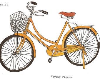 Flying Pigeon Bike