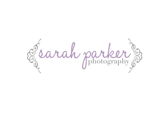 Custom Premade Logo design-  with business card design or watermark - Exclusive, OOAK