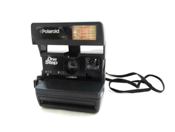 Vintage Polaroid Onestep Flash Instant Photo Camera