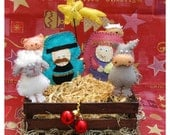 Nativity Felt Set (7 pieces)