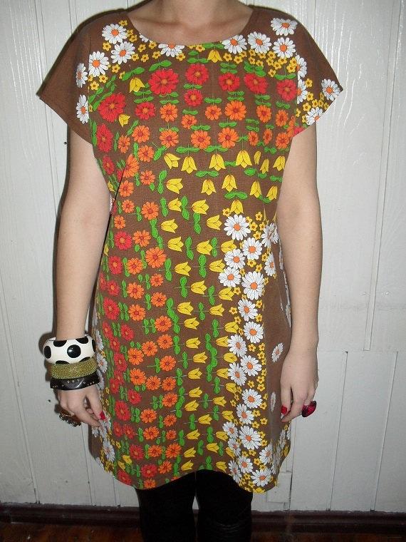 Woodstock Smock Dress