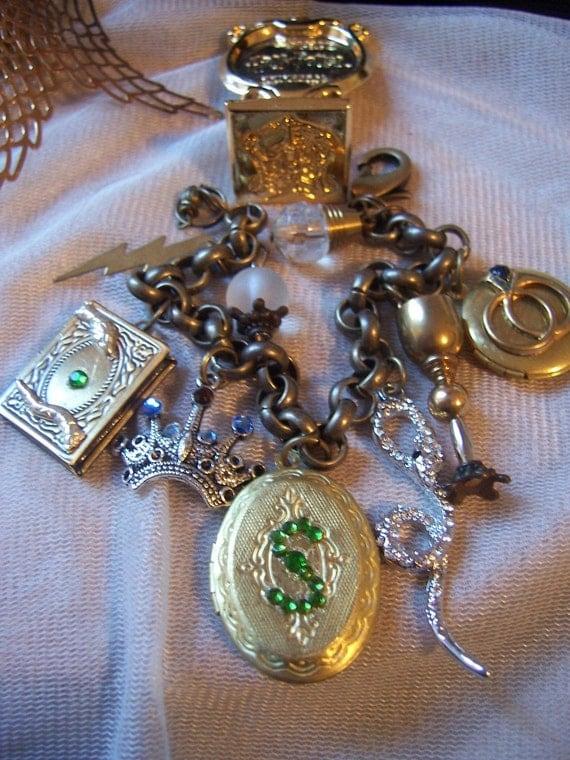 Horcrux Charm Bracelet Horcrux Charm Bracelet