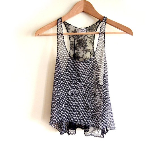 Lace Mix Scorpion Tank