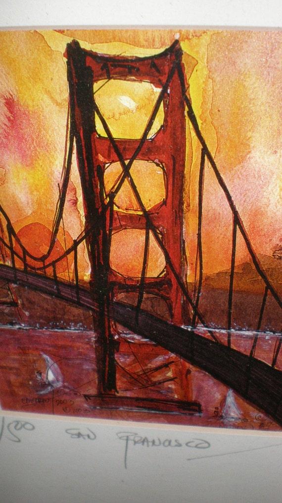 Reserved For Gmaks6 Guzman California Impressionist San