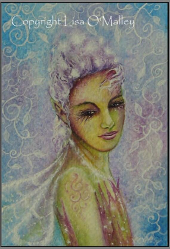 """Print Fae, Fairy, Faerie """"A Dream of Fae"""""""