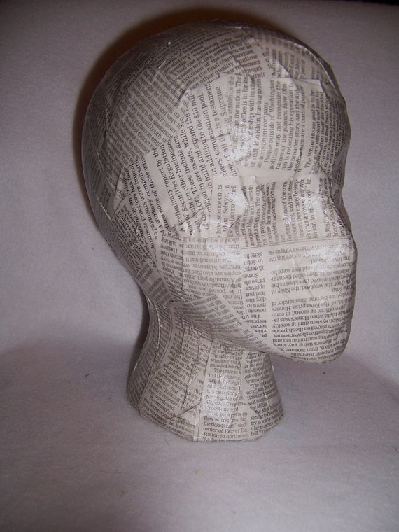 Decorative Head Display
