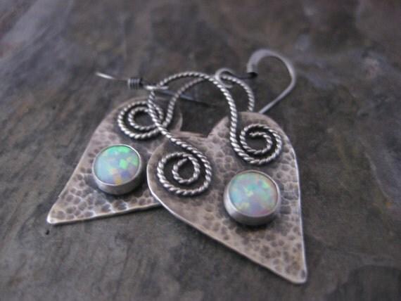 Be Mine Sterling Silver Earrings