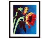 """Premium Giclee Print // Original Art // """"Breakthrough"""""""