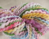 Periwinkles Handspun Art Yarn 54 yards