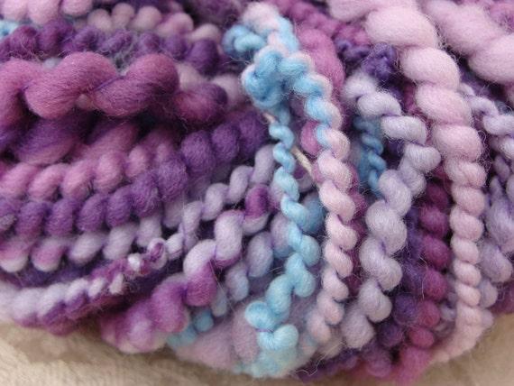 Tentacles Handspun Art Yarn