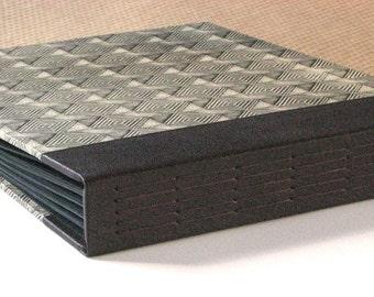 Photo Album Scrapbook - Leather and Paper