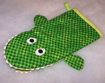 Croccidile Pot Holder