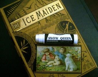 Snow Queen Frosty White Lipstick