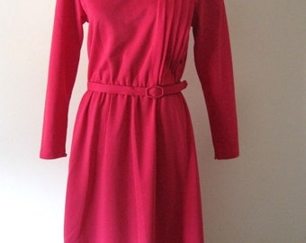 Prowl-esque Magenta Red Size 8 Dress
