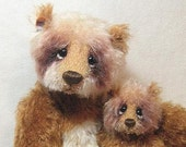 Ling Mei and Bo - pattern by Monica Spicer - FREE SHIPPING  - PDF files