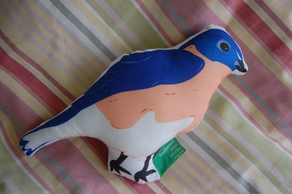 Bluebird Stuffy