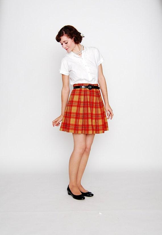 Vintage Short Skirt 105