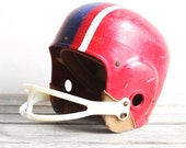 vintage youth football helmet