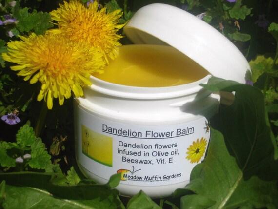 Dandelion Flower Balm, Breast Health