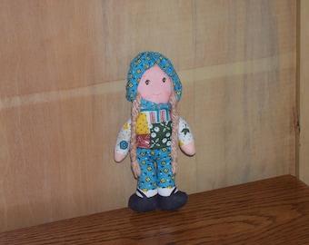 1166A Small Holly Hobby doll